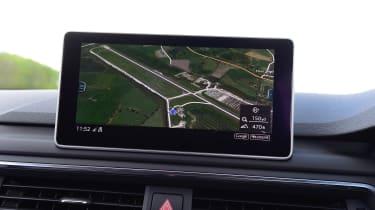 Audi A4 Allroad - infotainment