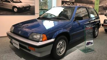 Honda Civic Mk3 3-door
