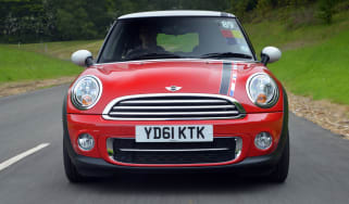 MINI Cooper D London 2012 Edition front