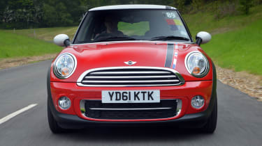 MINI Cooper D London 2012 Edition front