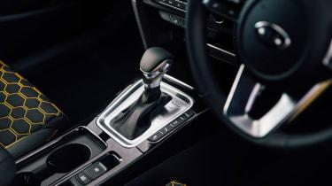 Kia XCeed 1.4 petrol - transmission