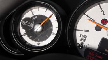 MINI Cooper S Convertible dials