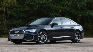 Audi A6 - front static