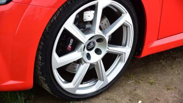 Audi TT RS - wheel
