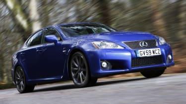 Best Japanese modern classic cars - Lexus IS F