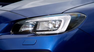 Subaru Levorg - front light detail