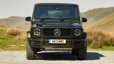 Mercedes G 350 d - front static