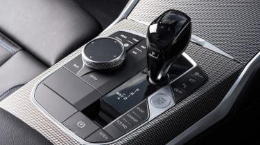 BMW 320d xDrive Touring - transmission