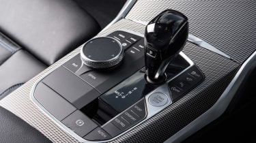 BMW 320d xDrive Touring - transmission