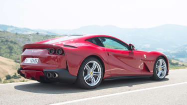 Ferrari 812 Superfast - rear static