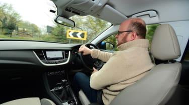 Vauxhall Grandland X long termer - fourth report Stu Milne
