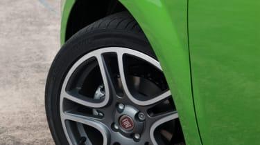 Fiat Punto TwinAir wheel