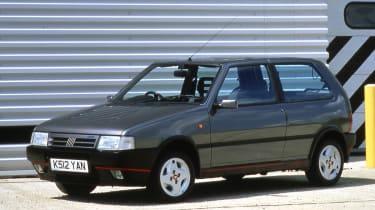 Italian modern classics - Fiat Uno