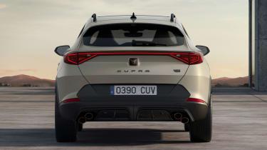 Cupra Formentor VZ5 - full rear