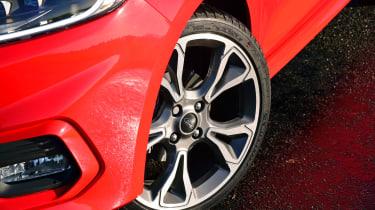 Ford Fiesta Sport Van 18 inch wheel
