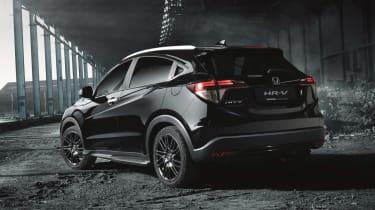 Honda HR-V Black Edition - rear