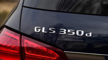 Mercedes GLS 350d AMG 2016 - badge