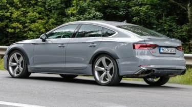 Audi RS5 Sportback rear quarter