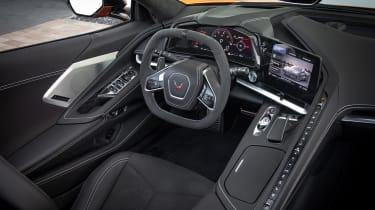 Chevrolet Corvette Convertible - dash