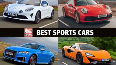 Best Sports Cars 2020 Auto Express