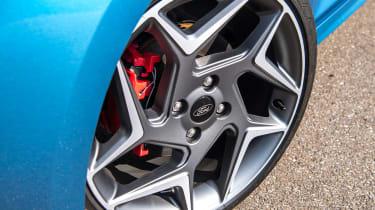 Ford Fiesta ST - wheel
