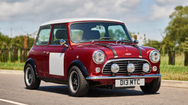 David Brown Mini Remastered - front static