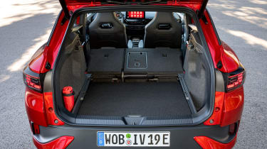 Volkswagen ID.4 GTX boot