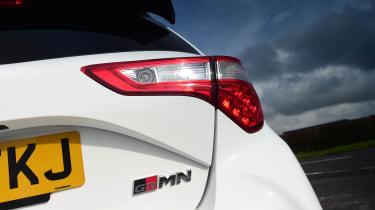 Toyota Yaris GRMN - rear light