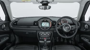 MINI Clubman City - cabin