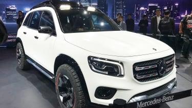 Mercedes GLB Concept - Shanghai front