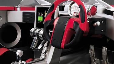 Suzuki GSXR - interior