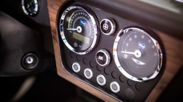 Morgan Plus 8 50th Anniversary Edition - interior