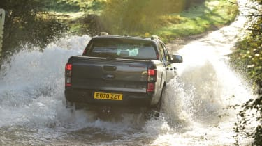 Ford Ranger Thunder - rear