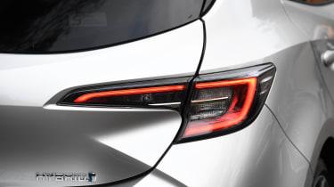 Toyota Corolla - rear light