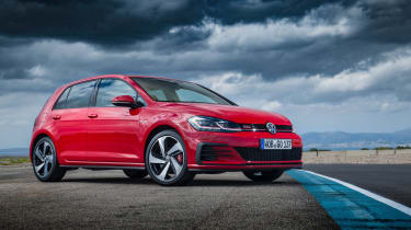 Volkswagen Golf GTI Performance Pack 2017 static