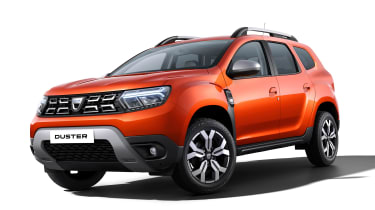 Dacia Duster facelift - front studio