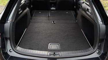 Suzuki Swace - boot seats down