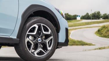 2018 Subaru XV - wheel