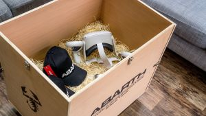 Virtual reality test drive 8