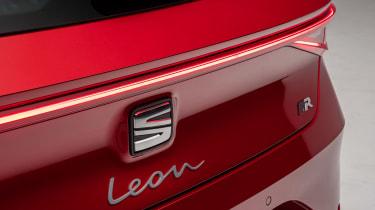 SEAT Leon - Leon badge