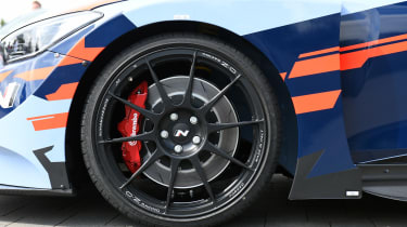 Hyundai RM19 - front wheel