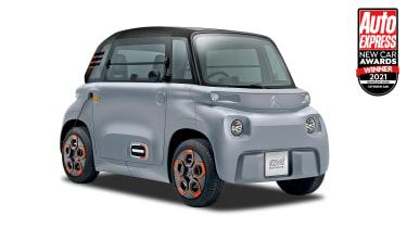 Citroen Ami - New Car Awards 2021