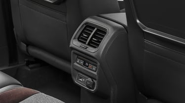 SEAT Tarraco - rear climate control