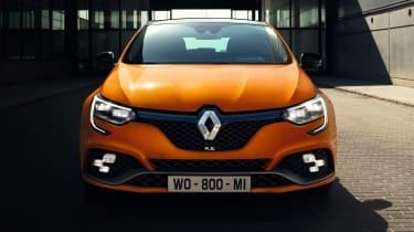 Renault Megane RS - full front
