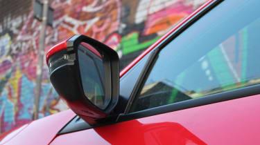 Honda Civic Type R GT - mirror