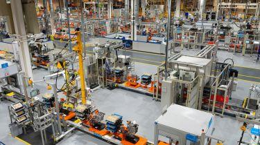 Ford Bridgend engine factory