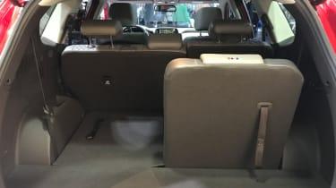 New 2018 Hyundai Santa Fe interior