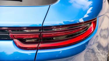 Porsche Panamera Sport Turismo 2017 review - taillight