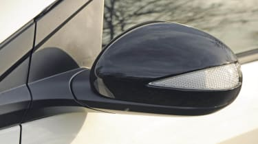 Honda Civic Ti mirror