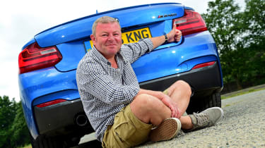 BMW M240i Coupe - Steve Sutcliffe